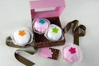 baby cupcakes onesies