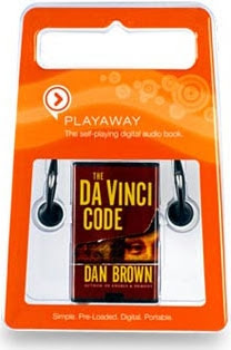 Playaway All-in-One Audio Book