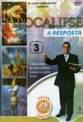 Dvd apocalipse a resposta.