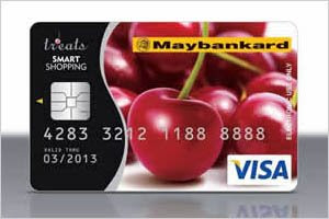 Maybank Debit Card