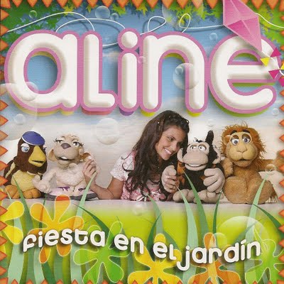 Aline Barros - Fiesta en el Jard�n