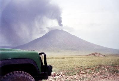 Tansania. Auf der Fahrt nach Loliondo