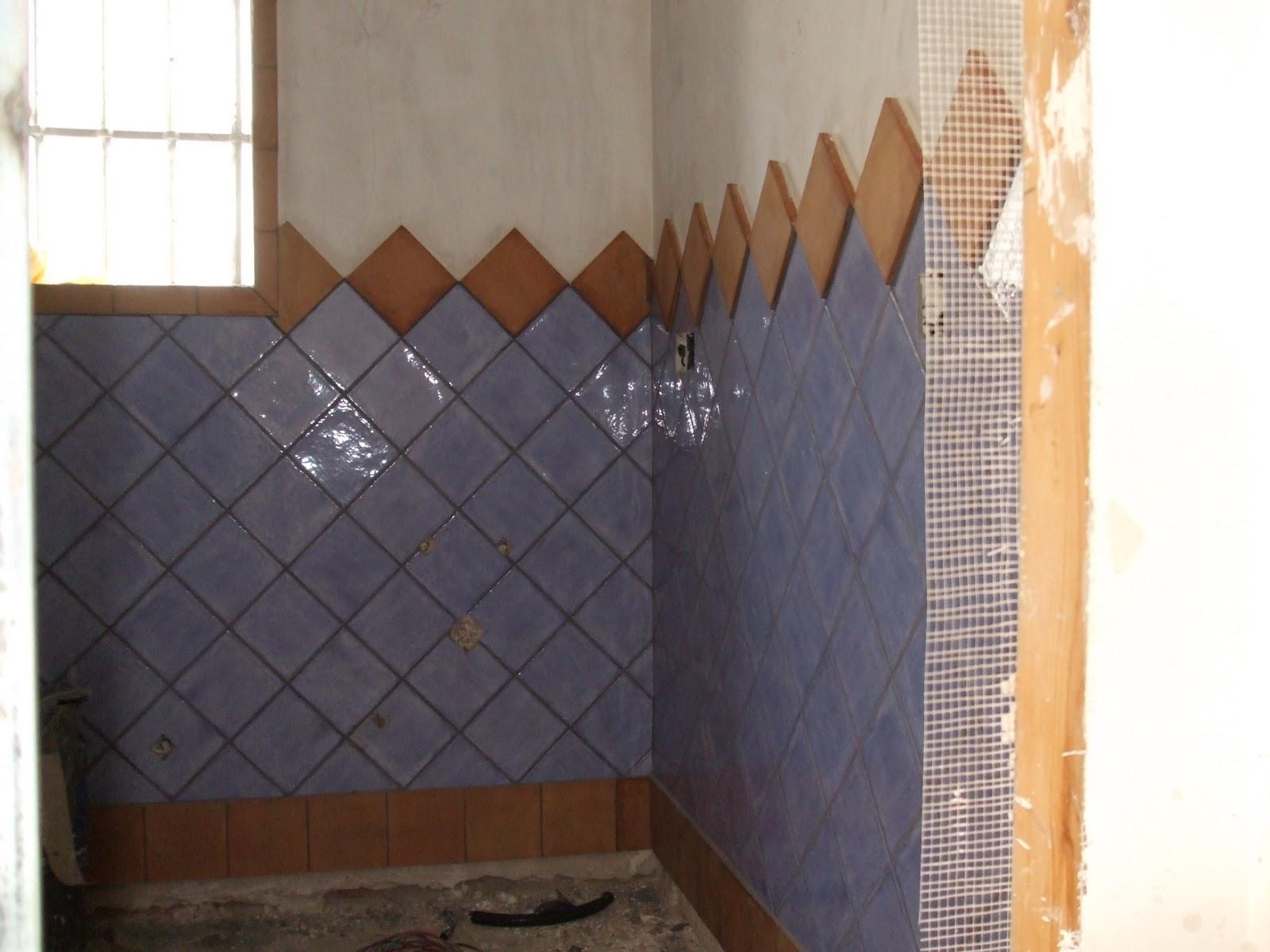Azulejos alicatados y alicatadores alicatado r stico - Alicatado cocina ...
