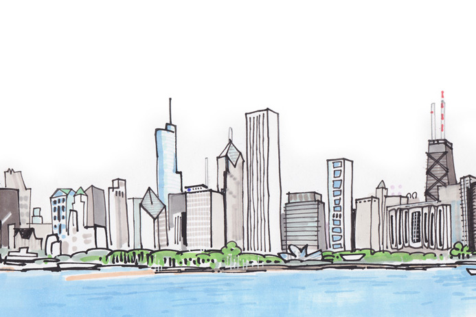 Clip Art Chicago Skyline Clipart 1000 images about chicago on pinterest logos city print and its cold