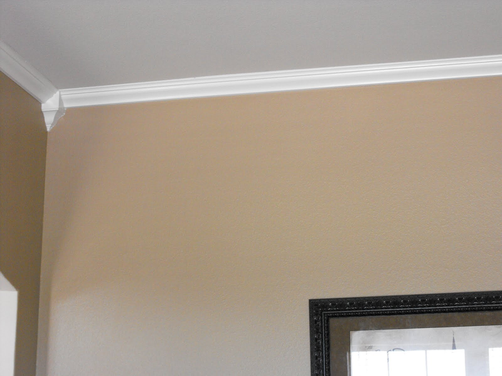Alternative to crown molding - Monday August 9 2010