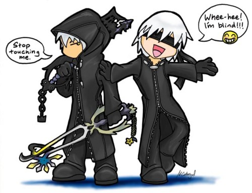 riku and roxas possible animosity kingdom hearts the story so