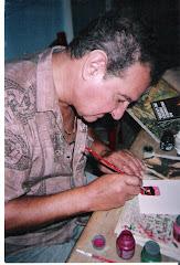 Clique no mês de fevereiro/2008 (acima) para ler as poesias do Pedro