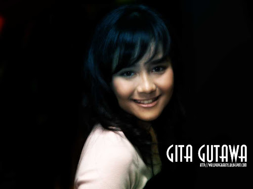 Gita Gutawa - Wallpaper