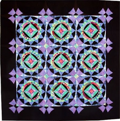 What's New! - Quilting the Kaye Wood Way