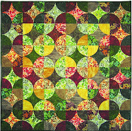 Free pattern  (more circles ! )