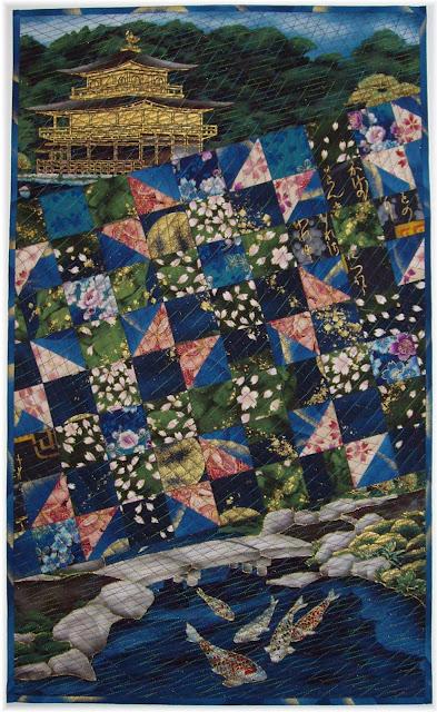 Quilt Inspiration: Japanese quilts : japanese quilt designs - Adamdwight.com
