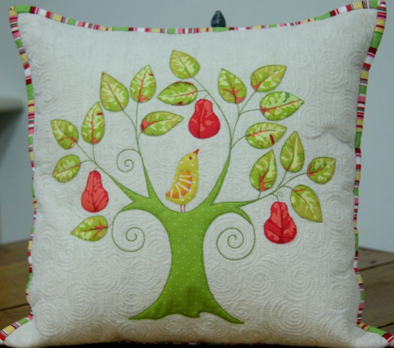 Quilting Patterns For Pillow Covers : Quilt Inspiration: December 2010