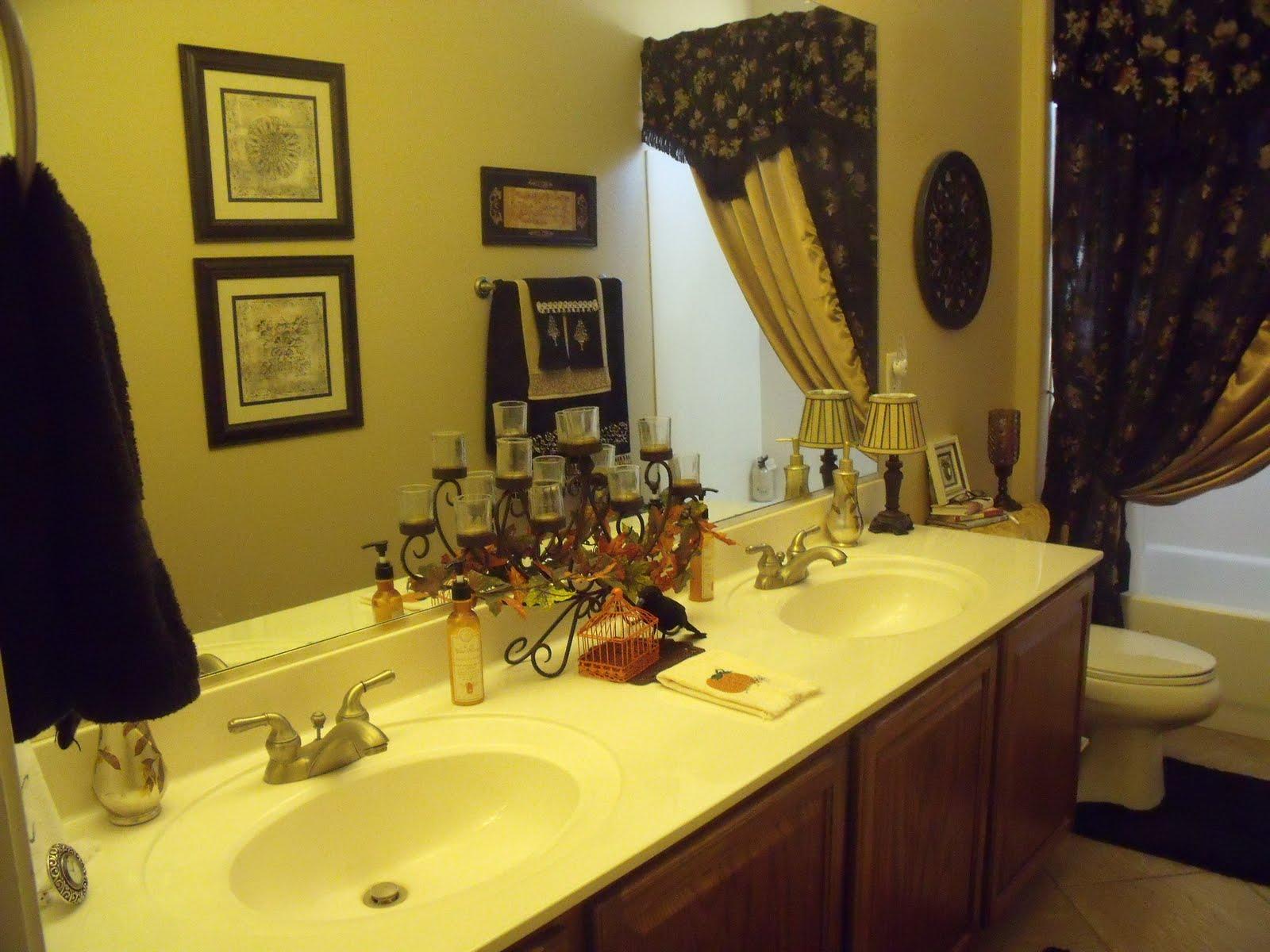 Our Main Bathroom