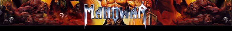 Johan's MANOWAR Fan blog - setlists, interviews, pictures and more