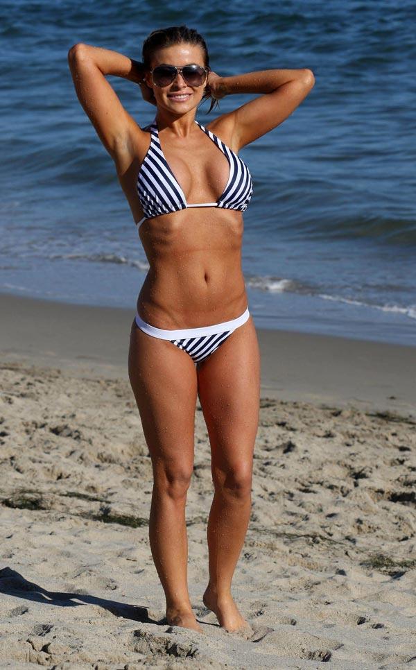 Best bodies in bikinis