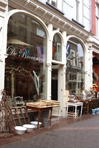 Leuke woonwinkel, De Brocanterie te Nijmegen