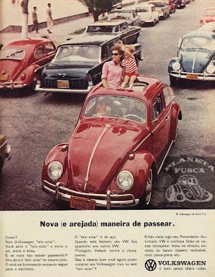 Volkswagen fusca 1972