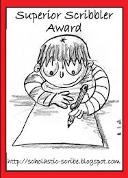 Superior Scribbler Award