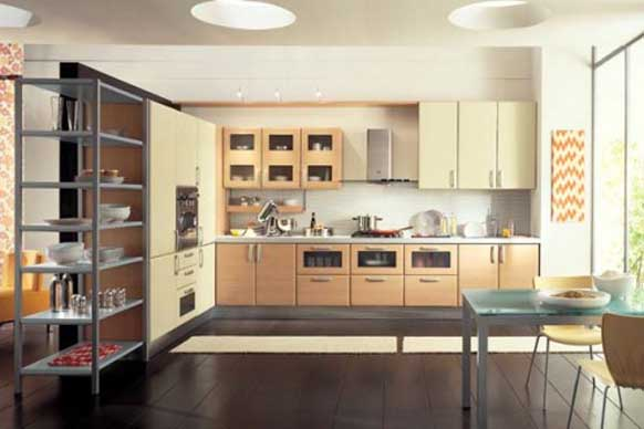 Cabinets for kitchen italian kitchen cabinets design for Italian kitchen design