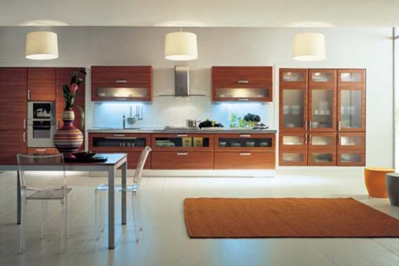 Cabinets for Kitchen: Italian Kitchen Cabinets Design