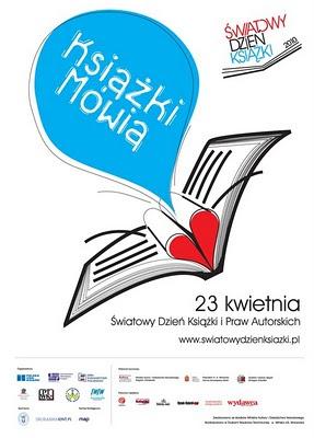 światowy dzień książek