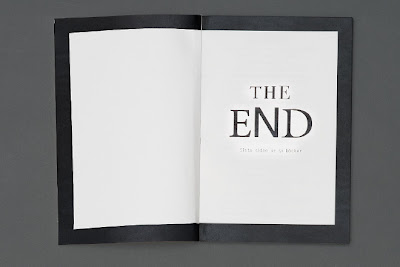 koniec książki