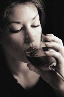 Samotność, a.. alkohol