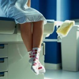 ciężka choroba w dzieciństwie