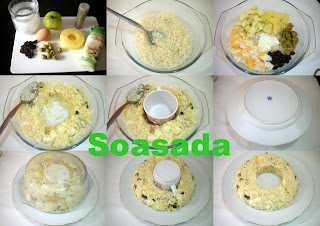 Corona de arroz con pescado Corona+de+arroz