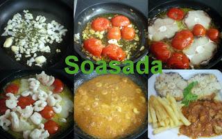 Pescado con salsa de gambas Pescado+salsa+gambas1