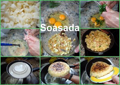 Tortilla española de jamón Tortilla+de+papas