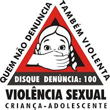 CAMPANHA DE COMBATE AO ABUSO SEXUAL INFANTIL