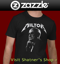 Shatner's Zazzle Shop