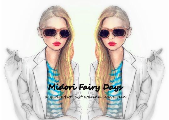 Midori Fairy Days