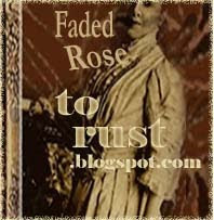 Faded Rose to Rust button