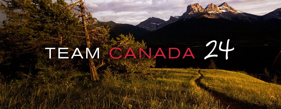 TEAM CANADA - 24 SOLO