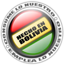 100% HECHO EN BOLIVIA