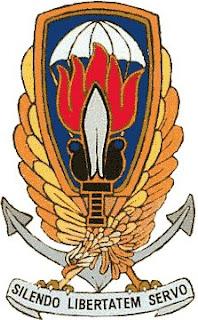 Emblema lojelor NATO din cadrul operatiunii Gladio