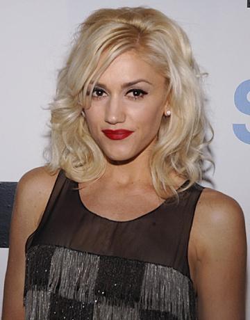 gwen stefani no makeup. Gwen Stefani