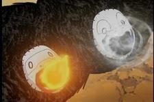 [Katon] Elemento Fogo Kekuatan+Kakuzu