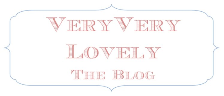 Very Very Lovely. The blog. Wedding planning and event blog.