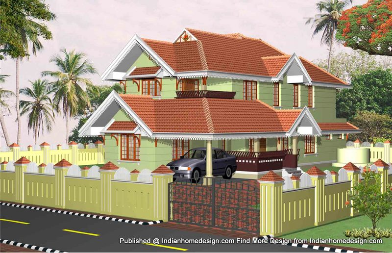 house plans in kerala. kerala Style house 3D plans