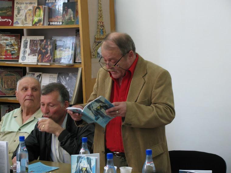 Poetul Paul Spirescu