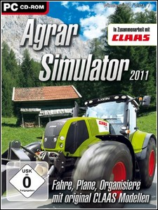 Agrar Simulator Cover Download   Agrar Game Simulator 2011