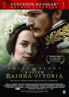 A Jovem Rainha Vitória (2010) DVDRip Dual Audio