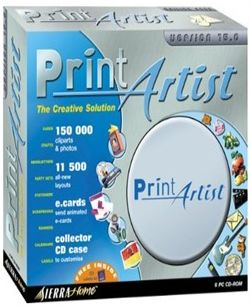 Poster Print Artist 15 Gold Portable