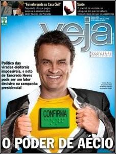 Revista Veja 20 Outubro 2010