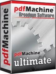 pdf+machine PDF Machine Ultimate v13.097 e Crack