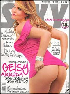 geyse+arruda Sexy Geisy Arruda Novembro de 2010