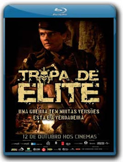 Download - Tropa de Elite BluRay 1080p Nacional